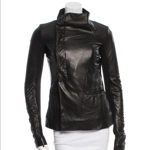 Rick Owens - the PERFECT leather jacket
